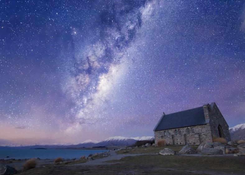 ニュージーランドの南島ゴールデンルートを満喫