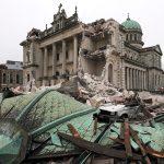 ニュージーランドの地震が心配!?