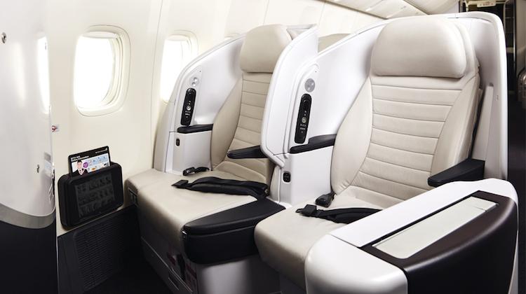 NZ航空がワールド・ベストプレミアムエコノミークラスで第1位を獲得!