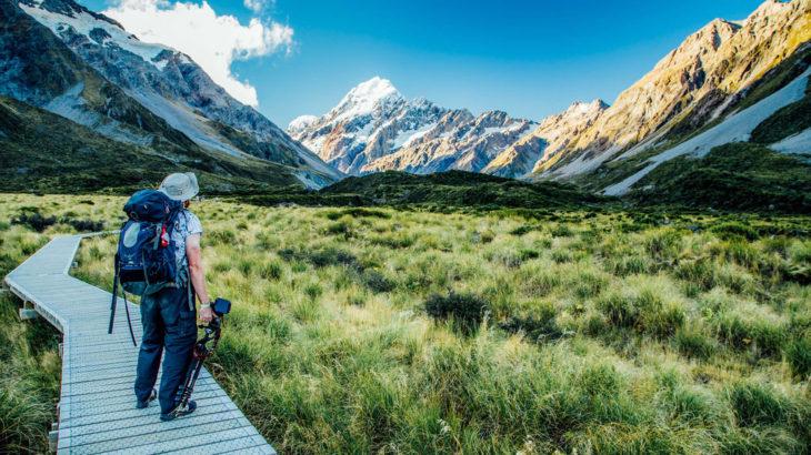 ニュージーランド南島の観光周遊モデルを紹介!